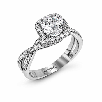 MR1394-A ENGAGEMENT RING