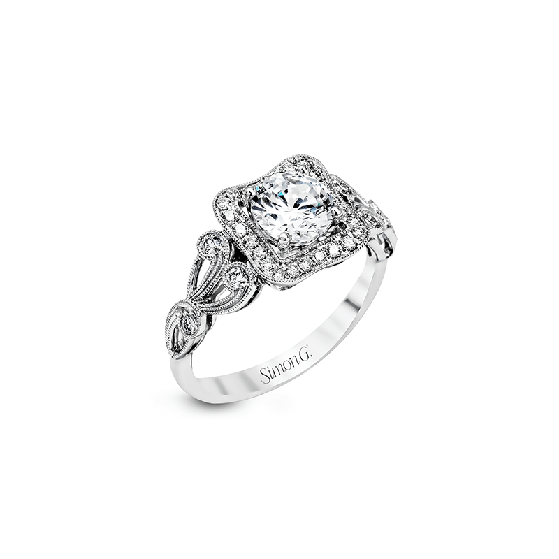 Simon G TR549 ENGAGEMENT RING
