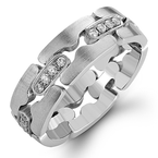 Simon G LP2277-A MEN RING
