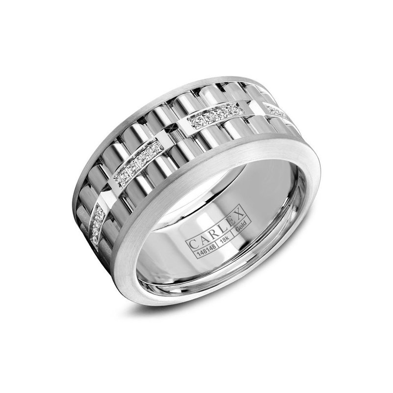 Carlex Carlex Generation 3 Mens Ring CX3-0018WWW