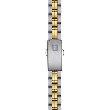 PR 100 Women's Silver Quartz Steel Two-Tone Watch