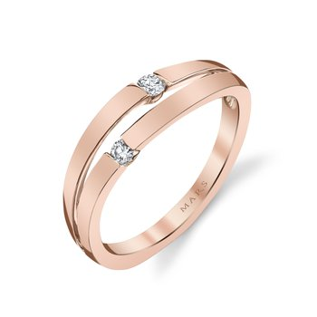 MARS 26867 Fashion Ring, 0.10 Ctw.
