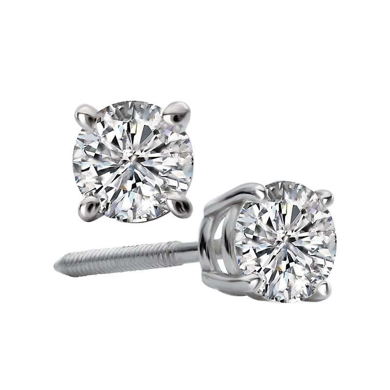 Tesoro Ladies Fashion Diamond Earrings