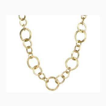 Jaipur Gold Fashion Necklace