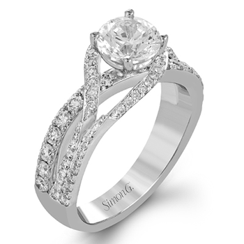 DR357 ENGAGEMENT RING