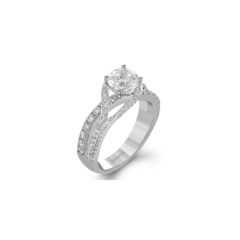 Simon G DR357 ENGAGEMENT RING