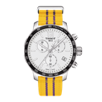 Tissot Tissot Quickster Chronograph Nba Los Angeles Lakers