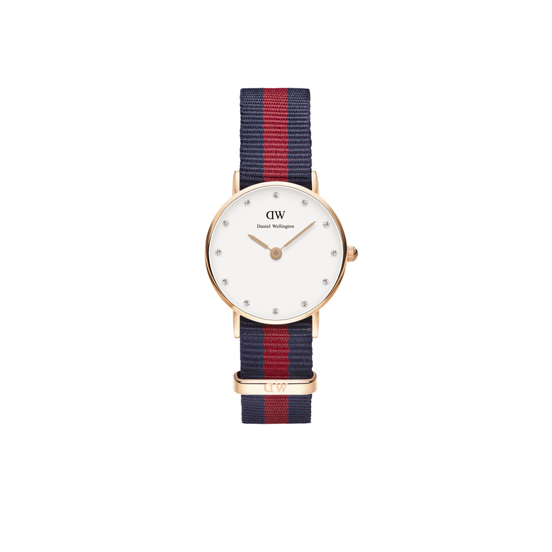 Daniel Wellington Classy Oxford Rose Gold