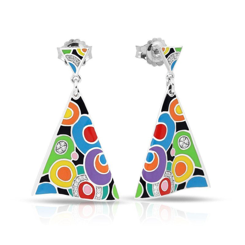 Belle Etoile Groovy Earrings