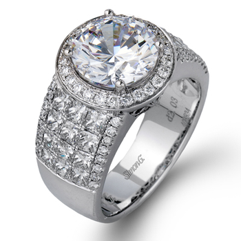 MR1683 ENGAGEMENT RING