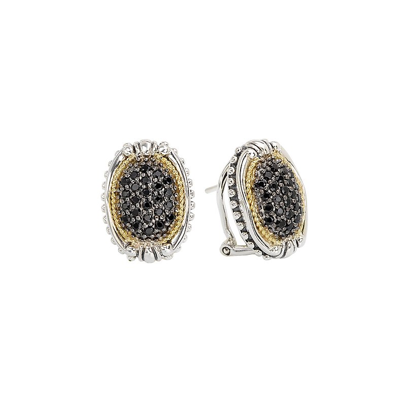 Eleganza Ladies Fashion Diamond Earrings