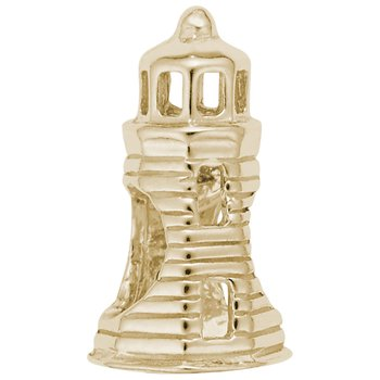 Lighthouse Bead Charm