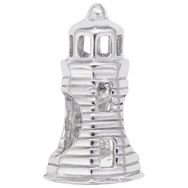 Rembrandt Charms Lighthouse Bead Charm