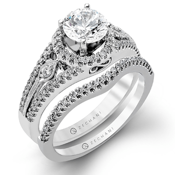 ZR151 WEDDING SET