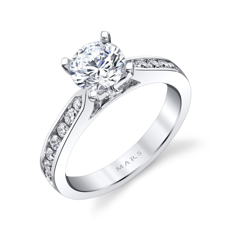 MARS Jewelry - Engagement Ring 26291
