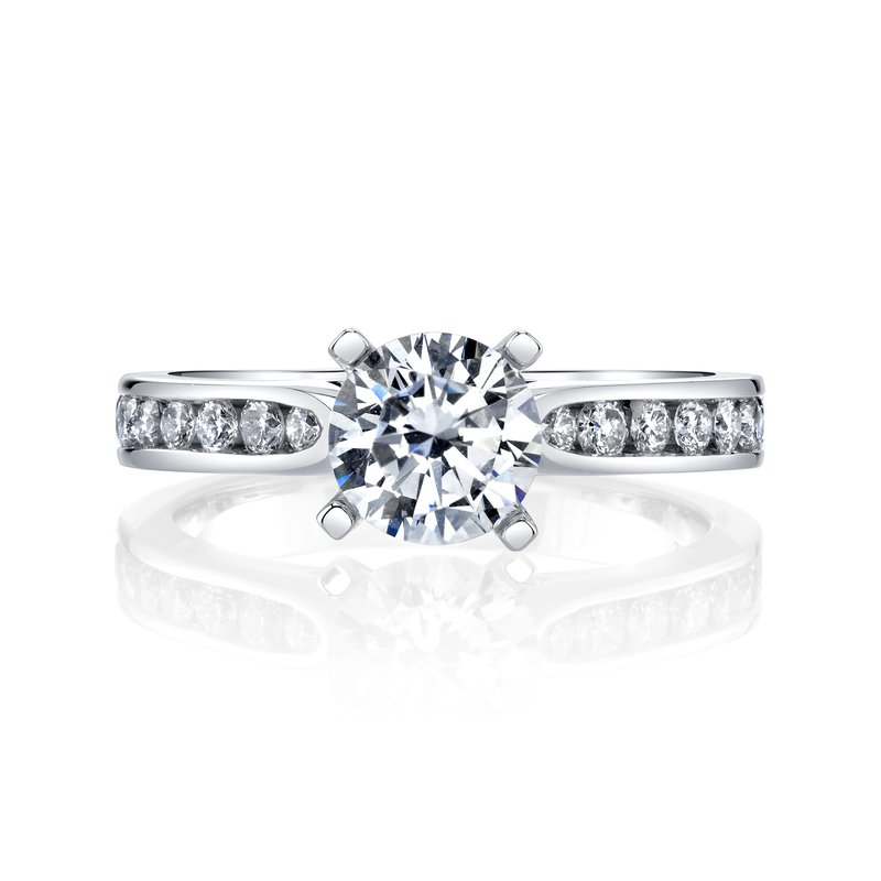MARS Jewelry MARS 26291 Engagement Ring, 0.38 Ctw.