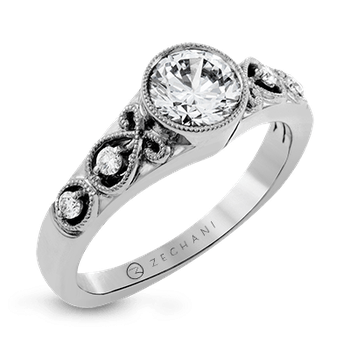 ZR1209 ENGAGEMENT RING