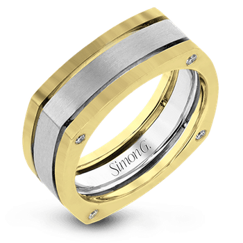 LG168 MEN RING