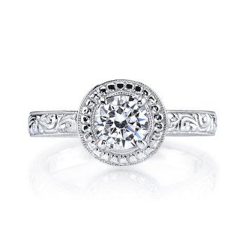 Engagement Ring - 14761HE