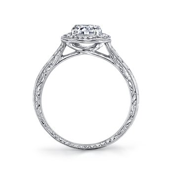 MARS Jewelry - Engagement Ring 14761HE
