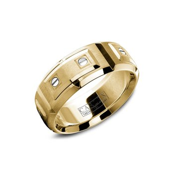 Carlex Generation 2 Mens Ring WB-9852YY