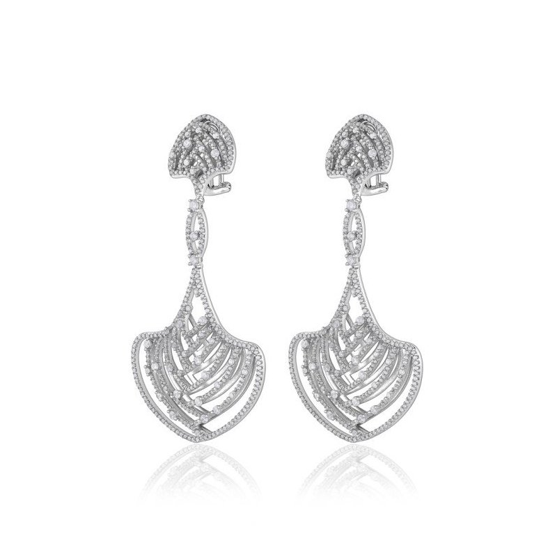 LARUS Jewelry Chandelier Earrings
