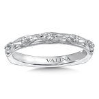 Valina Bridals Wedding Band (.08 ct. tw.)
