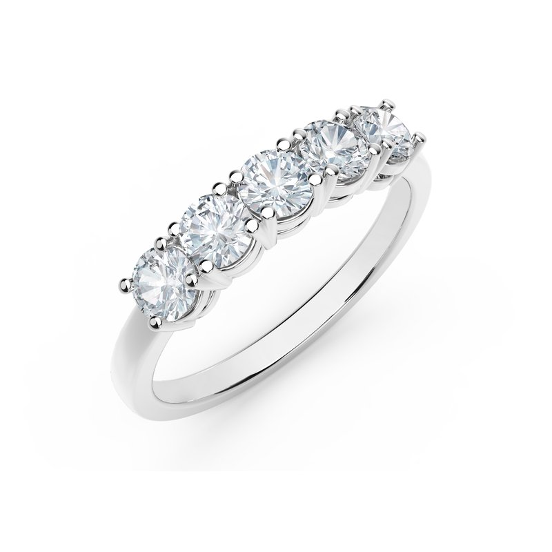 Forevermark  The Forevermark Tribute™ Collection Round Diamond Ring