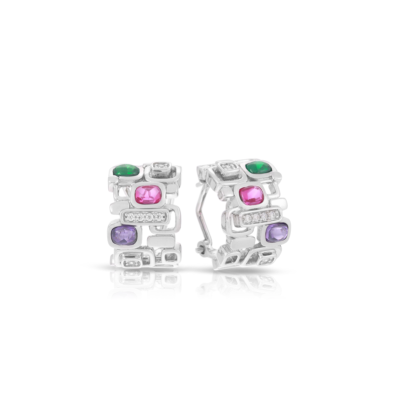 Belle Etoile Pietra Earrings