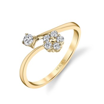 MARS 26772 Fashion Ring, 0.24 Ctw.