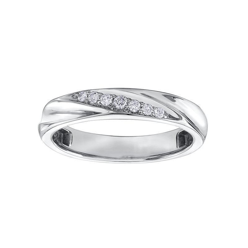 D of D Signature Diamond Wedding Band