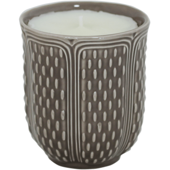 Scented Candle Taupe