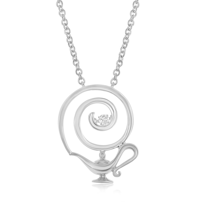 Veer Diamonds NERIA GENIE PENDANT