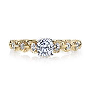 MARS 25845 Diamond Engagement Ring 0.25 ct tw