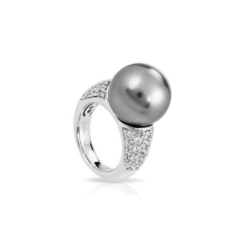 Belle Etoile Pearl Candy Ring