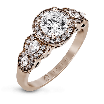 ZR910 ENGAGEMENT RING