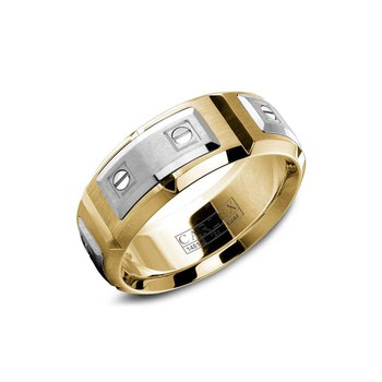 Carlex Generation 2 Mens Ring WB-9852WY