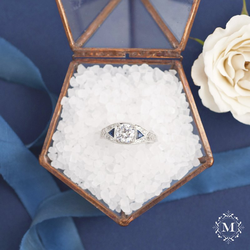 MARS Jewelry - Engagement Ring 14586