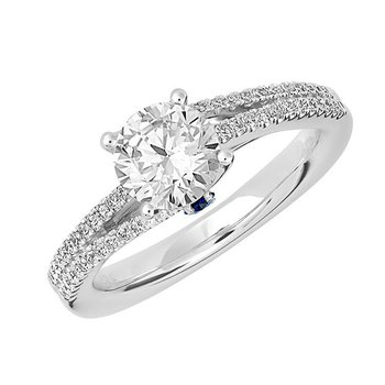 Bridal Ring-RE12635W10R