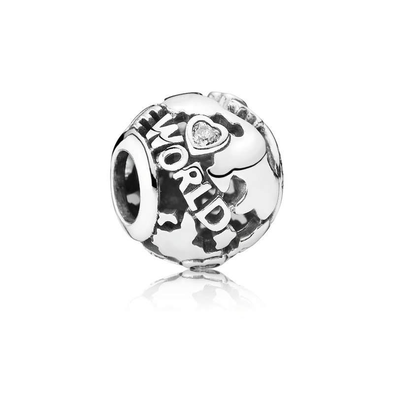 PANDORA Around The World, Clear Cz