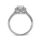 Simon G MR2984 ENGAGEMENT RING