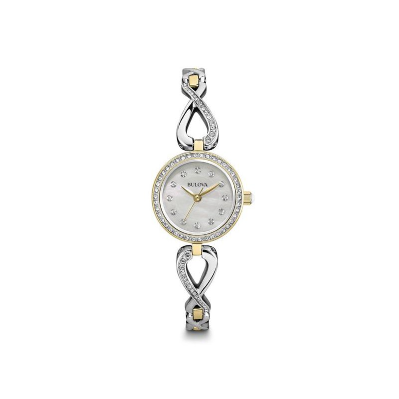 Bulova Ladies' Crystals - Gift Set