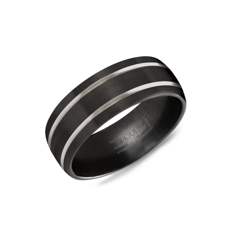 Torque Torque Men's Fashion Ring TI-0062