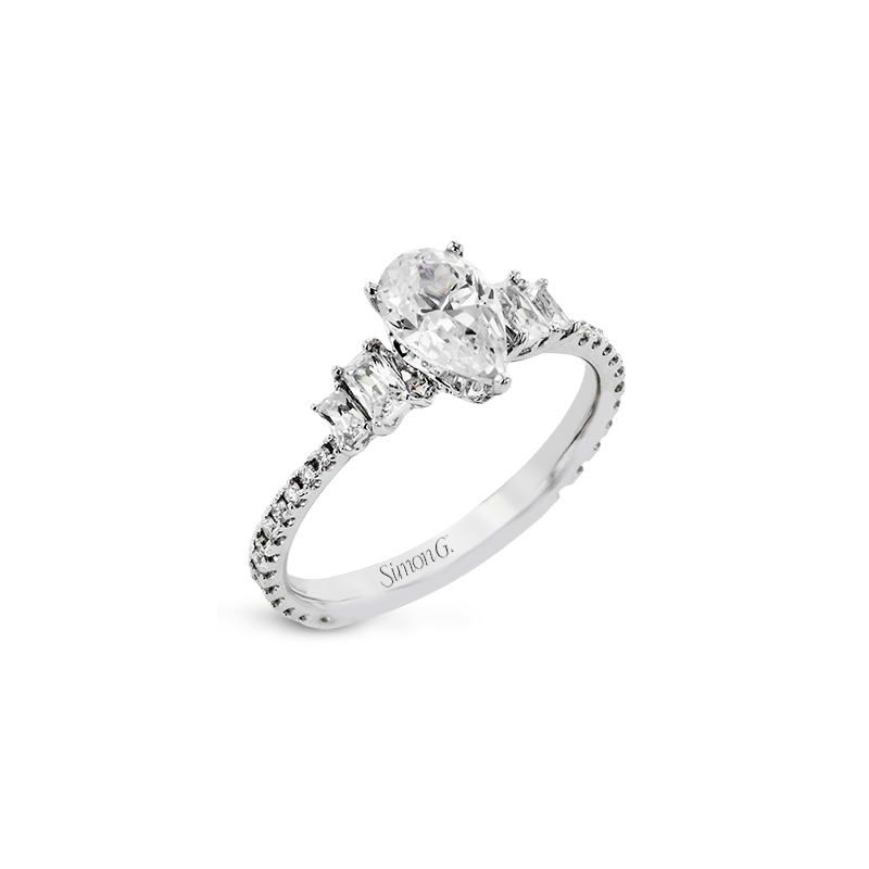 LR2850 ENGAGEMENT RING