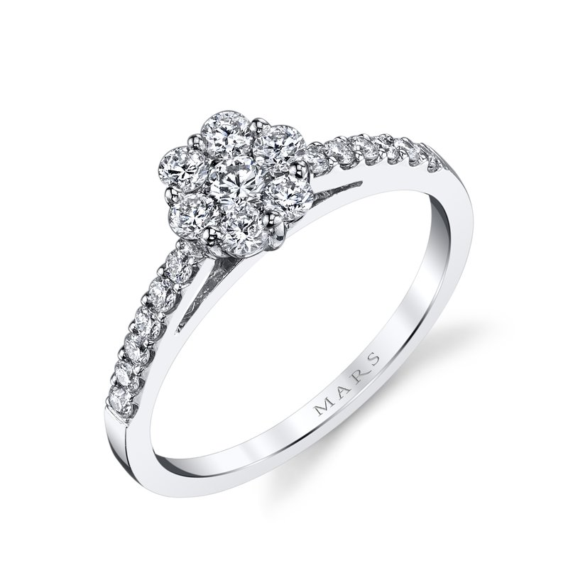 MARS Jewelry - Engagement Ring 26159