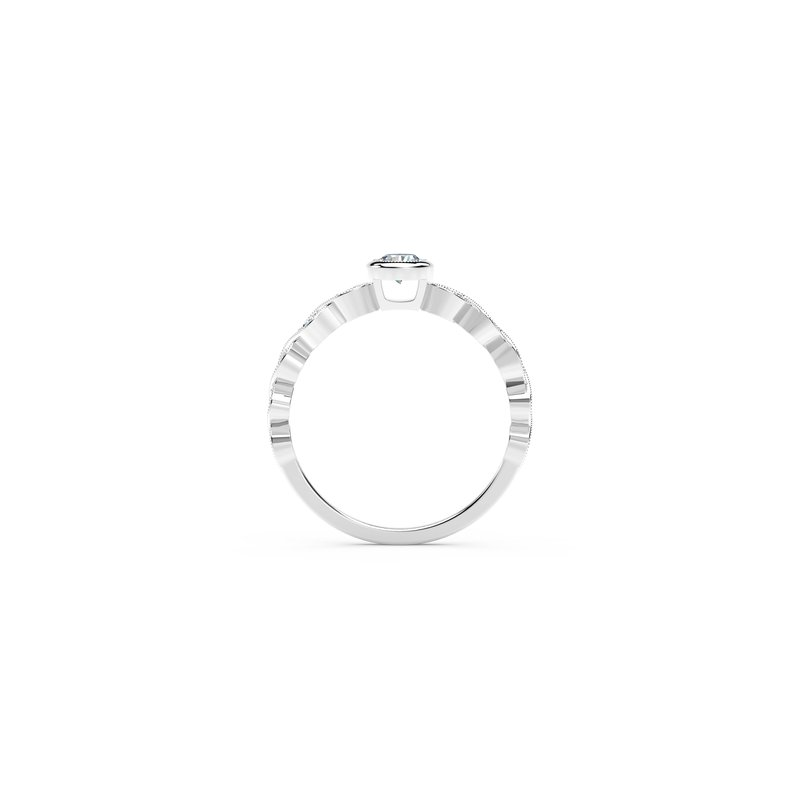 Forevermark The Forevermark Tribute™ Collection Stackable Diamond Ring
