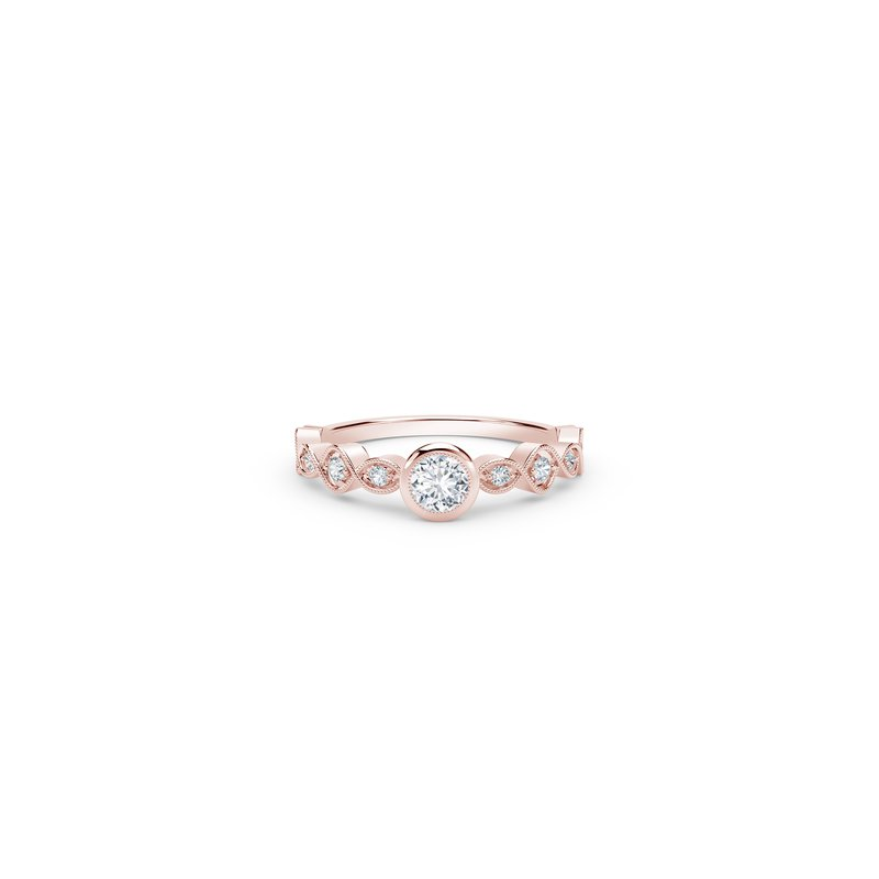 Forevermark Black Label The Forevermark Tribute™ Collection Stackable Diamond Ring