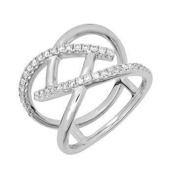 Diamond Fashion Ring - FDR13948W