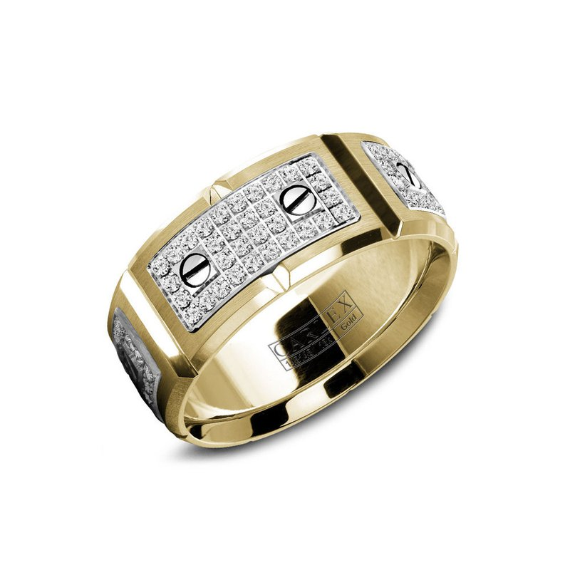 Carlex Carlex Generation 2 Mens Ring WB-9792WY