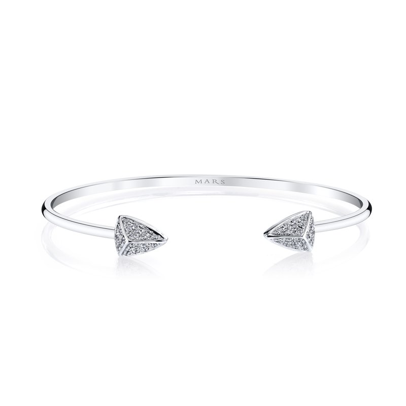 MARS Jewelry MARS 26682 Fashion Bracelet, 0.32 Ctw.